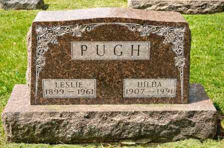 PUGH, LESLIE - Richland County, Ohio | LESLIE PUGH - Ohio Gravestone Photos