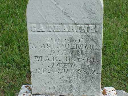 PULMAR, CATHARINE - Richland County, Ohio | CATHARINE PULMAR - Ohio Gravestone Photos