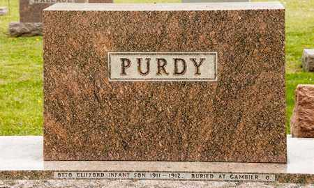PURDY, MARY - Richland County, Ohio | MARY PURDY - Ohio Gravestone Photos