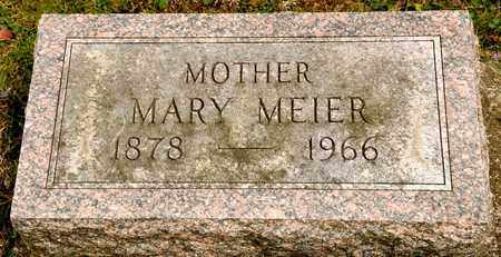 MEIER PURDY, MARY - Richland County, Ohio | MARY MEIER PURDY - Ohio Gravestone Photos