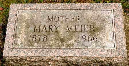PURDY, MARY - Richland County, Ohio | MARY PURDY - Ohio Gravestone Photos