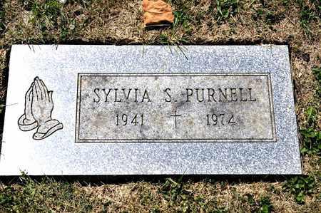 PURNELL, SYLVIA S - Richland County, Ohio | SYLVIA S PURNELL - Ohio Gravestone Photos