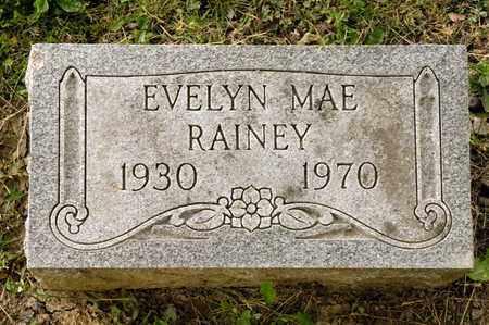 RAINEY, EVELYN MAE - Richland County, Ohio | EVELYN MAE RAINEY - Ohio Gravestone Photos