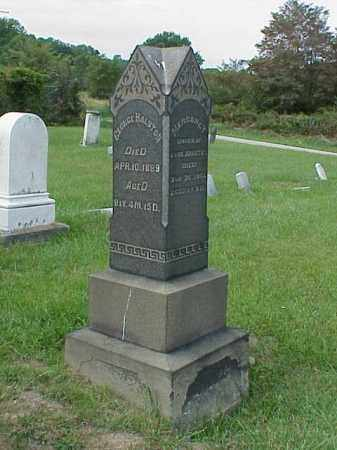 RALSTON, MARY POWELL - Richland County, Ohio | MARY POWELL RALSTON - Ohio Gravestone Photos
