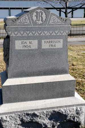 RALSTON, IDA M - Richland County, Ohio | IDA M RALSTON - Ohio Gravestone Photos
