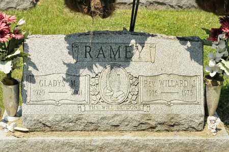 RAMEY, WILLARD J - Richland County, Ohio | WILLARD J RAMEY - Ohio Gravestone Photos