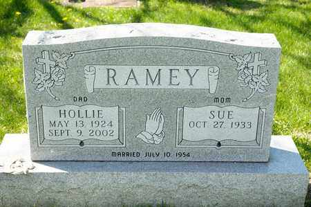 RAMEY, HOLLIE - Richland County, Ohio | HOLLIE RAMEY - Ohio Gravestone Photos