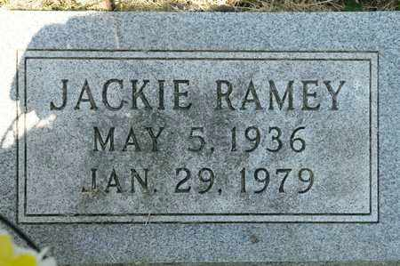 RAMEY, JACKIE - Richland County, Ohio | JACKIE RAMEY - Ohio Gravestone Photos