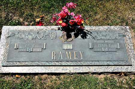 RAMEY, RAY R - Richland County, Ohio | RAY R RAMEY - Ohio Gravestone Photos