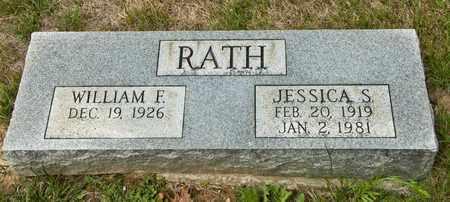 RATH, JESSICA S - Richland County, Ohio | JESSICA S RATH - Ohio Gravestone Photos