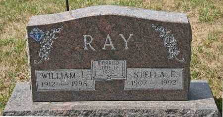 RAY, WILLIAM L - Richland County, Ohio | WILLIAM L RAY - Ohio Gravestone Photos