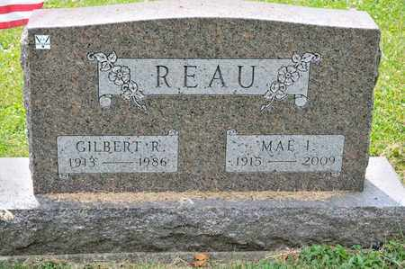 REAU, MAE I - Richland County, Ohio | MAE I REAU - Ohio Gravestone Photos