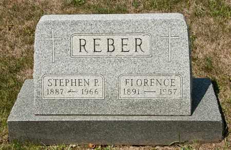 REBER, STEPHEN P - Richland County, Ohio | STEPHEN P REBER - Ohio Gravestone Photos