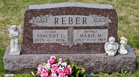 REBER, VINCENT L - Richland County, Ohio | VINCENT L REBER - Ohio Gravestone Photos