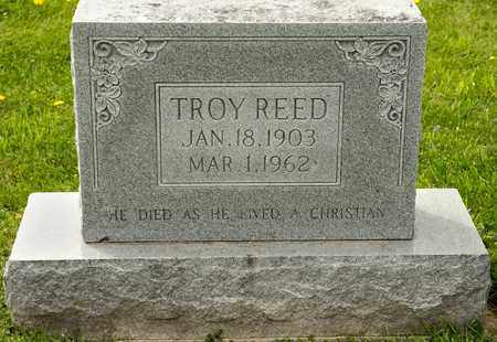 REED, TROY - Richland County, Ohio | TROY REED - Ohio Gravestone Photos