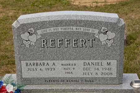 REFFERT, DANIEL M - Richland County, Ohio | DANIEL M REFFERT - Ohio Gravestone Photos