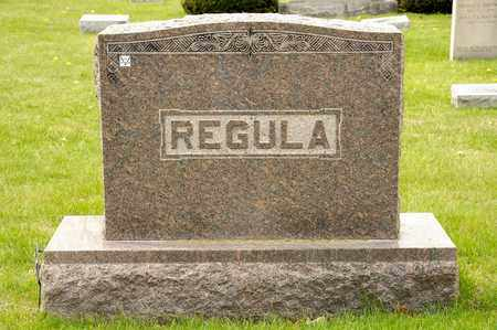 REGULA, MERRELL - Richland County, Ohio | MERRELL REGULA - Ohio Gravestone Photos