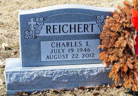 REICHERT, CHARLES L - Richland County, Ohio | CHARLES L REICHERT - Ohio Gravestone Photos