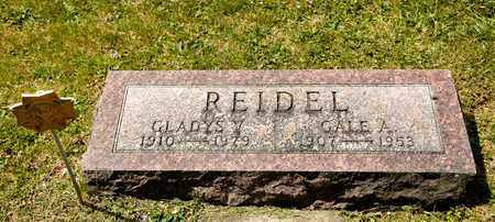 REIDEL, GALE A - Richland County, Ohio | GALE A REIDEL - Ohio Gravestone Photos