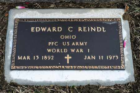 REINDL, EDWARD C - Richland County, Ohio | EDWARD C REINDL - Ohio Gravestone Photos