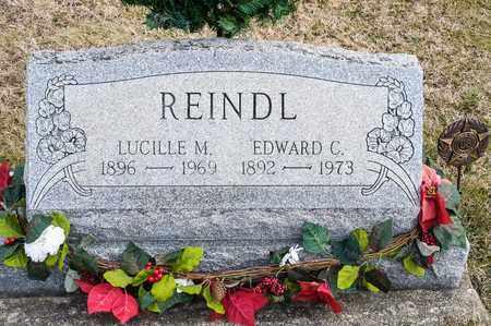 REINDL, LUCILLE M - Richland County, Ohio | LUCILLE M REINDL - Ohio Gravestone Photos