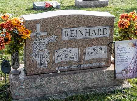 REINHARD, NORBERT L - Richland County, Ohio | NORBERT L REINHARD - Ohio Gravestone Photos
