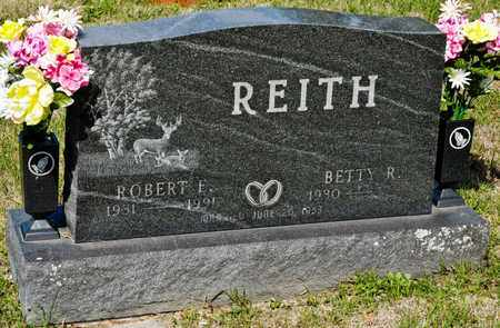 REITH, ROBERT E - Richland County, Ohio | ROBERT E REITH - Ohio Gravestone Photos
