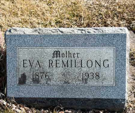 REMILLONG, EVA - Richland County, Ohio | EVA REMILLONG - Ohio Gravestone Photos
