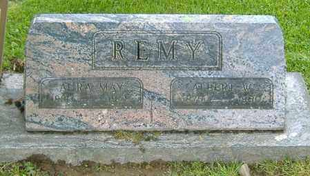 REMY, AURA MAY - Richland County, Ohio | AURA MAY REMY - Ohio Gravestone Photos