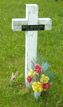 REMY, BECKY L. - Richland County, Ohio | BECKY L. REMY - Ohio Gravestone Photos