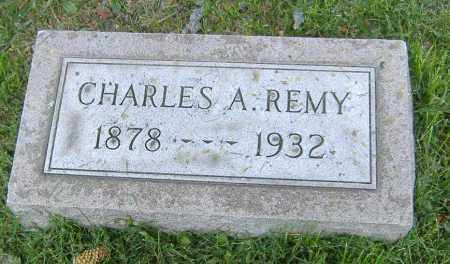 REMY, CHARLES A. - Richland County, Ohio | CHARLES A. REMY - Ohio Gravestone Photos