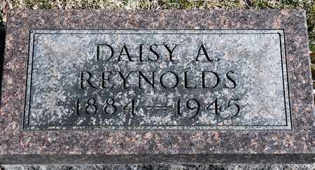 REYNOLDS, DAISY A - Richland County, Ohio | DAISY A REYNOLDS - Ohio Gravestone Photos