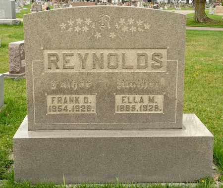 REYNOLDS, ELLA M - Richland County, Ohio | ELLA M REYNOLDS - Ohio Gravestone Photos