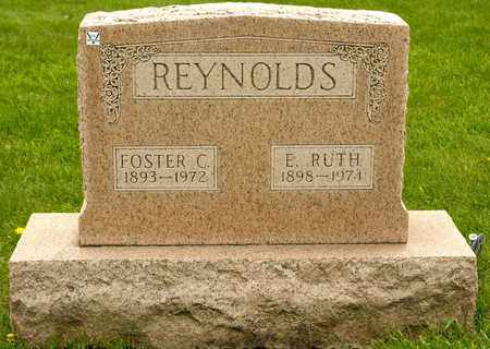 REYNOLDS, E RUTH - Richland County, Ohio | E RUTH REYNOLDS - Ohio Gravestone Photos