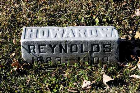 REYNOLDS, HOWARD W - Richland County, Ohio | HOWARD W REYNOLDS - Ohio Gravestone Photos