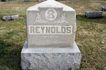 REYNOLDS, SARAH A - Richland County, Ohio   SARAH A REYNOLDS - Ohio Gravestone Photos