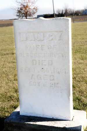 RINGER, NANCY - Richland County, Ohio | NANCY RINGER - Ohio Gravestone Photos