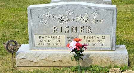 RISNER, DONNA M - Richland County, Ohio | DONNA M RISNER - Ohio Gravestone Photos