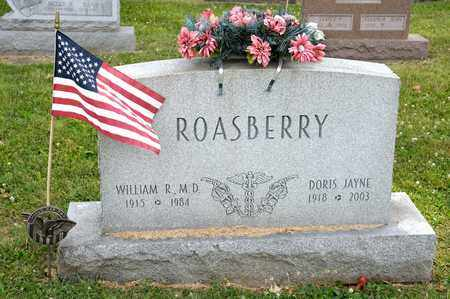 ROASBERRY, DORIS JAYNE - Richland County, Ohio | DORIS JAYNE ROASBERRY - Ohio Gravestone Photos