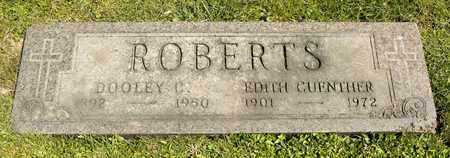 ROBERTS, DOOLEY C - Richland County, Ohio | DOOLEY C ROBERTS - Ohio Gravestone Photos