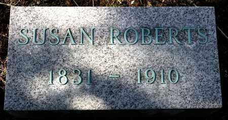 ROBERTS, SUSAN - Richland County, Ohio | SUSAN ROBERTS - Ohio Gravestone Photos