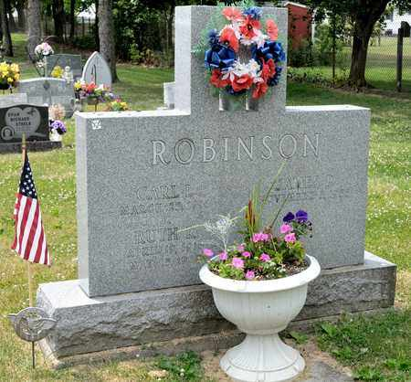 ROBINSON, CARL L - Richland County, Ohio | CARL L ROBINSON - Ohio Gravestone Photos