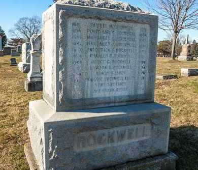 ROCKWELL, POLLY LIBEY - Richland County, Ohio | POLLY LIBEY ROCKWELL - Ohio Gravestone Photos