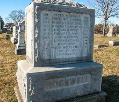 ROCKWELL, MARGARET J - Richland County, Ohio | MARGARET J ROCKWELL - Ohio Gravestone Photos