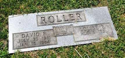 ROLLER, DAVID P - Richland County, Ohio | DAVID P ROLLER - Ohio Gravestone Photos