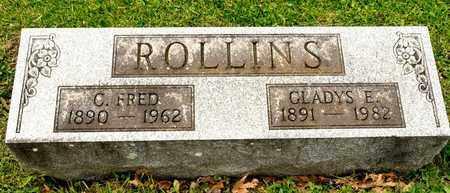 ROLLINS, GLADYS E - Richland County, Ohio | GLADYS E ROLLINS - Ohio Gravestone Photos