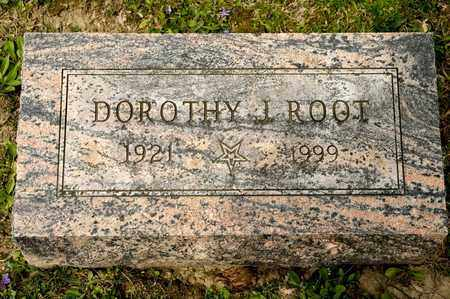 ROOT, DOROTHY J - Richland County, Ohio | DOROTHY J ROOT - Ohio Gravestone Photos