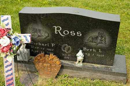 ROSS, MICHAEL P - Richland County, Ohio | MICHAEL P ROSS - Ohio Gravestone Photos