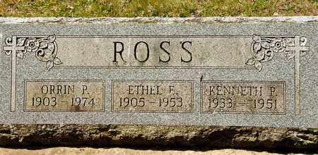 ROSS, KENNETH P - Richland County, Ohio | KENNETH P ROSS - Ohio Gravestone Photos