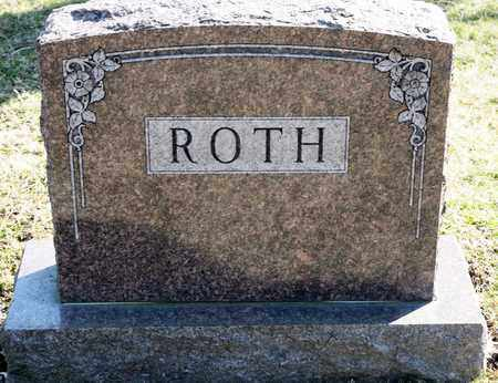 ROTH, LEE C - Richland County, Ohio | LEE C ROTH - Ohio Gravestone Photos